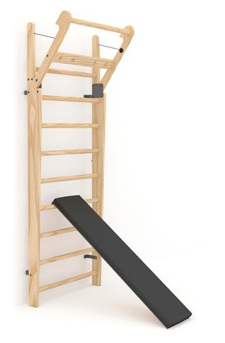 WallBars Incline Bench