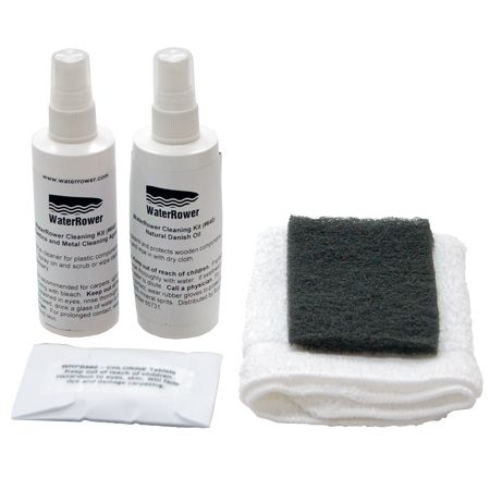 Cleaning Kit - Wooden Series