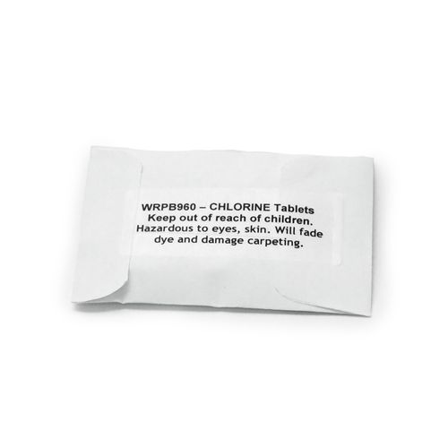 WRP-B960 - Puritab Purification Tablets